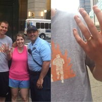 This wedding ring rescue story is an epic and uplifting adventure