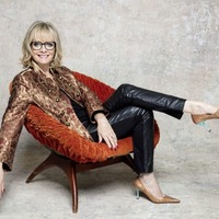 It's 'family first' for Twiggy, iconic 1960s model, mother and designer