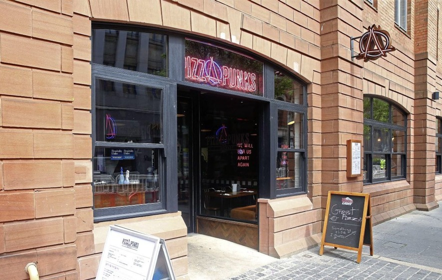 Eating Out Pizza Punks Bring 48 Toppings To Belfast Just