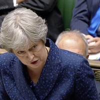 Theresa May struggling to keep her cabinet united as British backstop is unveiled