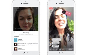 Facebook launches lip sync tool so you can sing along to your favourite songs