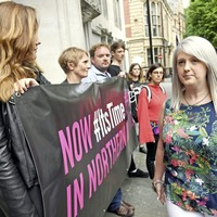 Rise in number of Northern Ireland women seeking abortions in England and Wales