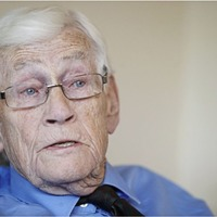 Seamus Mallon given freedom of Drogheda
