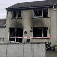 Family who lost everything in Co Armagh blaze 'overwhelmed' by support from community