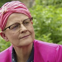 Margaret Ritchie receiving treatment for breast cancer