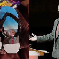 Super-fan who loves MP Dennis Skinner gets amazing themed birthday gift