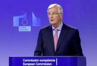 Michel Barnier voices reservations about British backstop plan