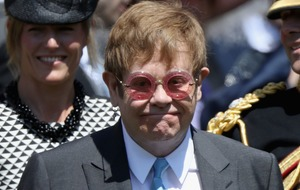 Tech companies should do more to fight stigma of HIV/Aids, says Elton John
