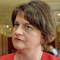 Arlene Foster attendance at Ulster final still up in the air