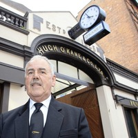 Hugh Dougal, of O'Kanes Funeral Directors, has died after a short illness