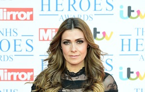 Kym Marsh backs co-star's call for end to photographers' sexist behaviour