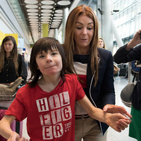 Mother of Billy Caldwell vows to continue fight for epileptic son after cannabis oil seized at airport