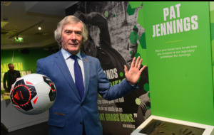 On This Day, June 12, 1945: Legendary goalkeeper Pat Jennings was born