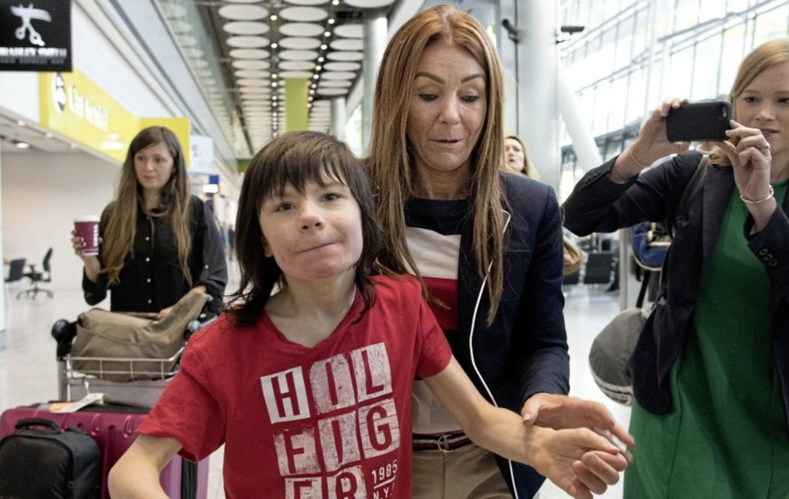UK Home Office returns epileptic boy's medicinal cannabis oil