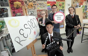 Schools and youth organisations urged to register for Anti-Bullying Week
