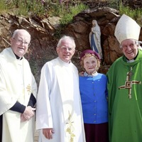 'Saul Sunday' celebrated with open air Mass