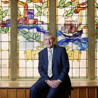 Dr Charles McMullen: The challenge of building relationships