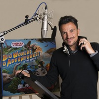 Peter Andre lands role in new Thomas The Tank Engine film