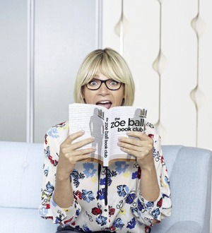 Zoe Ball: Reading books is great escapism but also brilliant for knowledge and learning