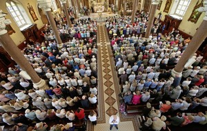 Jarlath Kearney: Clonard Novena provides a relevant and uplifting message in today's world