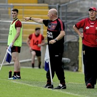 Eamonn Burns leaves Down GAA