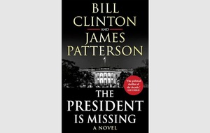 Books: Bill Clinton-James Patterson novel one you'll whip through on the beach