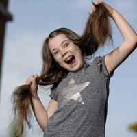 Eloise to cut her long locks for children's cancer charity