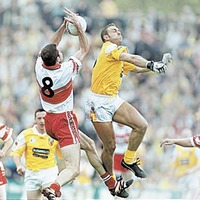 Where are they now? Former Antrim midfielder Joe Quinn takes a walk down memory lane