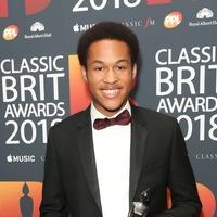 Royal wedding cellist is big winner at Classic Brit Awards