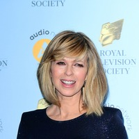 Kate Garraway has to change dress after getting out the custard