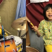 Watch this eight-year-old drummer's completely flawless Led Zeppelin cover