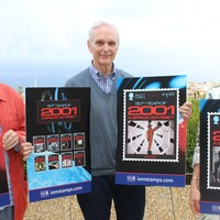 Commemorative stamps mark 50th anniversary of 2001: A Space Odyssey