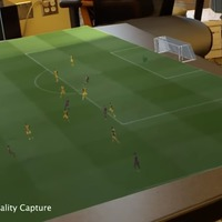 This AI system can transform 2D football matches into 3D holograms