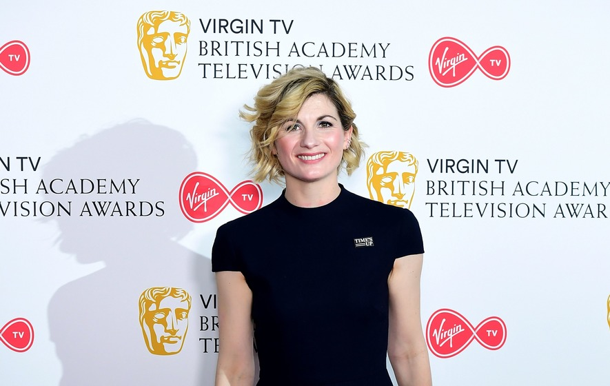 Jodie Whittaker to make Comic-Con debut at Doctor Who ...
