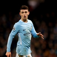 Watch Phil Foden show off incredible ball control on the streets of Stockport