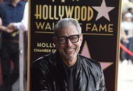 Goldblum earns Walk Of Fame star after glittering film career