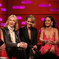Bullock dismisses Ocean's 8 feud rumours: 'We were expected not to get on'