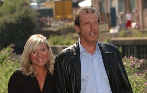 EastEnders stars share 'love, affection and gratitude' for Leslie Grantham