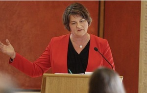 Strong suggestion DUP leader Arlene Foster will attend GAA's Ulster Football Championship final