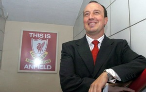 On This Day - June 16 2004: Liverpool appointed Rafael Benitez as their new manager