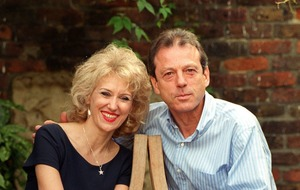 Anita Dobson on chemistry with EastEnders co-star Leslie Grantham