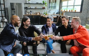 Fans brought to tears by first 'hero' of Queer Eye season two