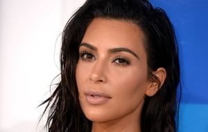 Kim Kardashian says 'never say never' when asked about political ambitions
