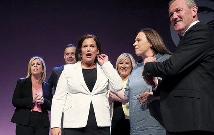 Tom Kelly: Mary Lou McDonald clearly determined to re-image Sinn Féin