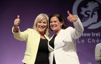ANALYSIS: Shinner sisters to the fore as the party journeys from agitation to making legislation