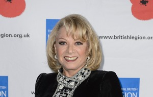 Elaine Paige: If a man puts his hand on your bum, deal with it
