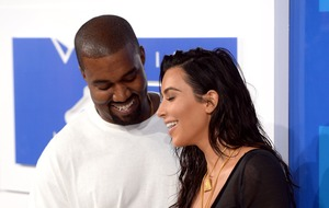 Kim Kardashian pays tribute to Kanye on Father's Day