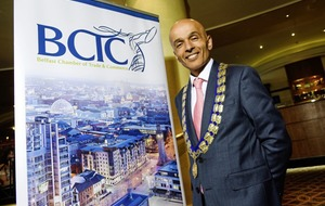 Hotels boss follows his father into Chamber presidency role