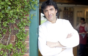 What's On: Michelin-starred chef Jean-Christophe Novelli at Comber spud fest