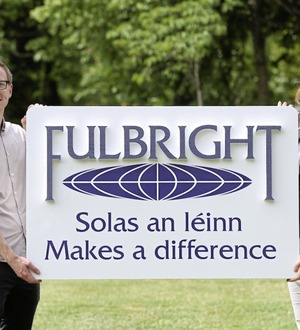 Fulbright Irish Awardees to conduct research and teach in the US